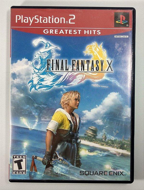 Final Fantasy X Original - PS2