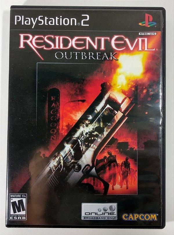 Resident Evil Outbreak [REPLICA] - PS2