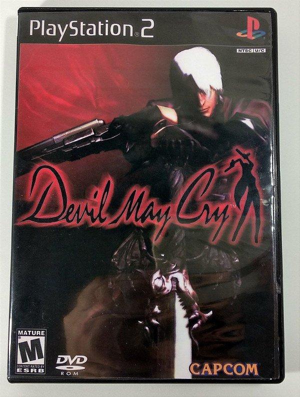 Devil May Cry [REPLICA] - PS2