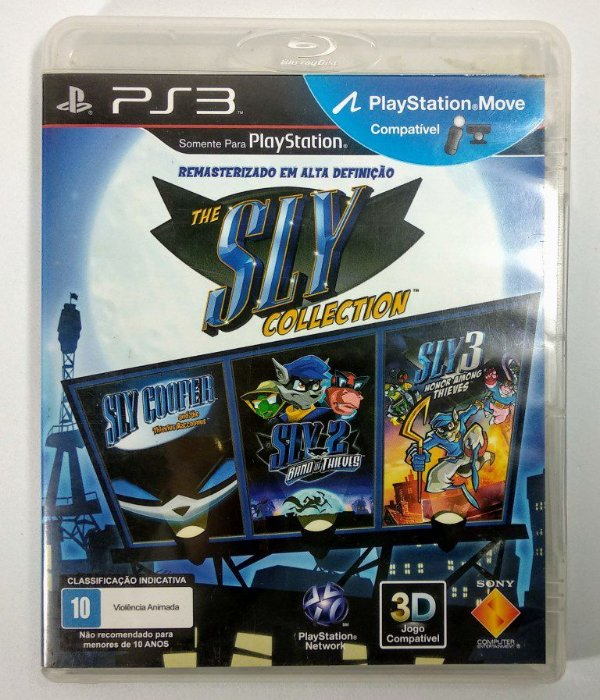 The SLY Collection - PS3