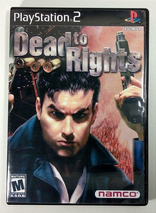 Dead to Rights [REPLICA] - PS2