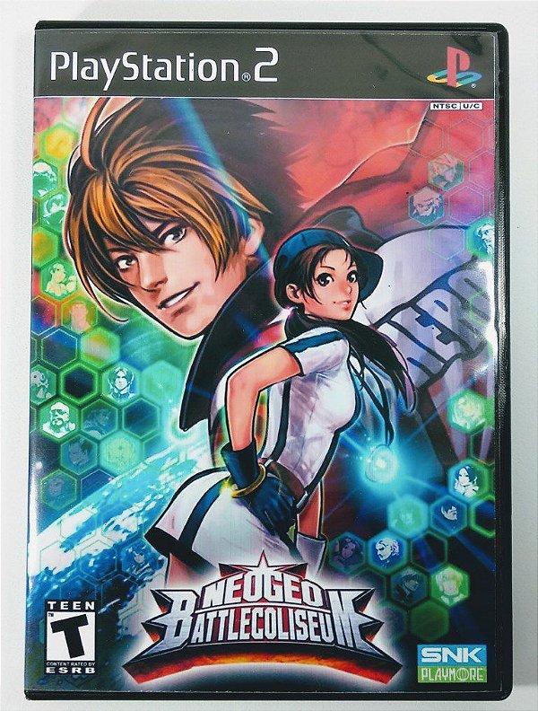 Neogeo Battle Coliseum [REPLICA] - PS2