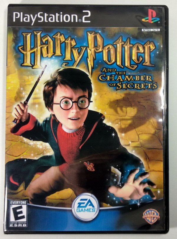 Harry Potter and the Chamber of Secrets [REPLICA] - PS2