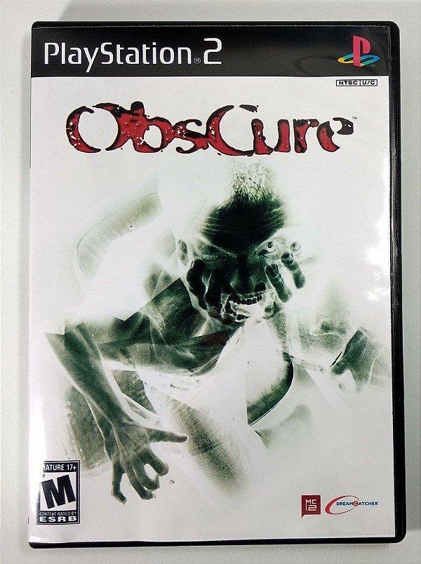 Obscure [REPLICA] - PS2