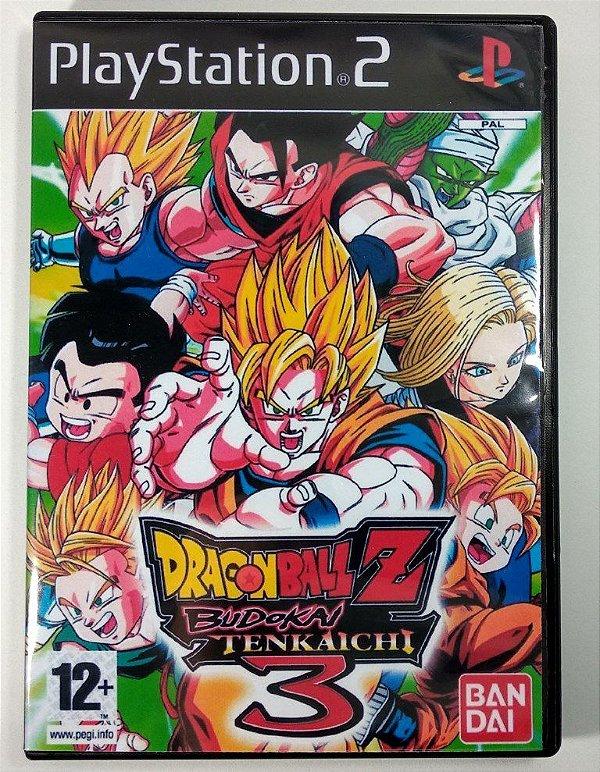 Dragon Ball Z Budokai Tenkaichi 3 [REPLICA] - PS2