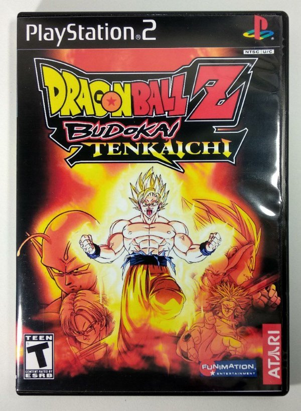 Dragon Ball Z Budokai Tenkaichi [REPLICA] - PS2