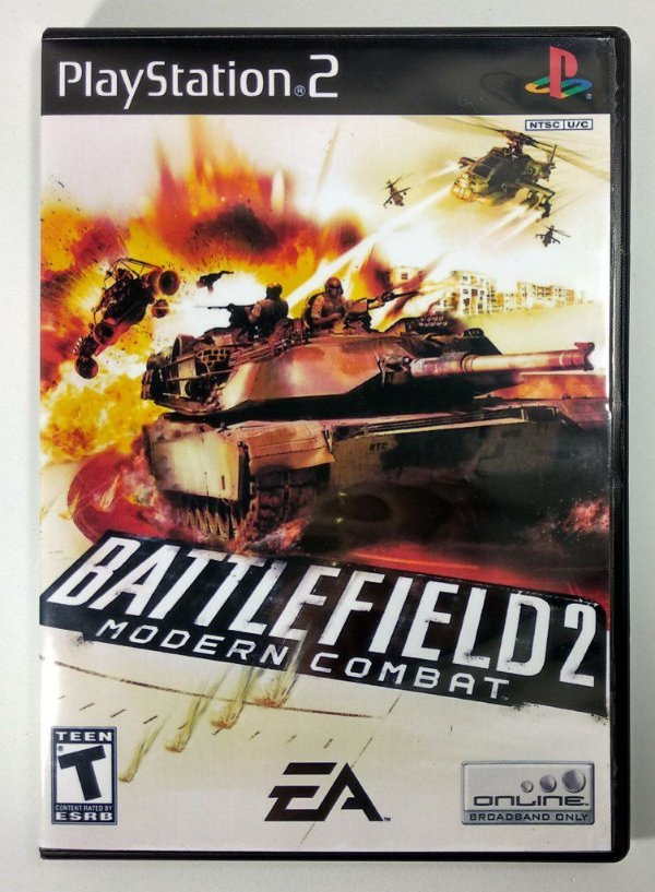 Battlefield 2 Modern Combat [REPLICA] - PS2