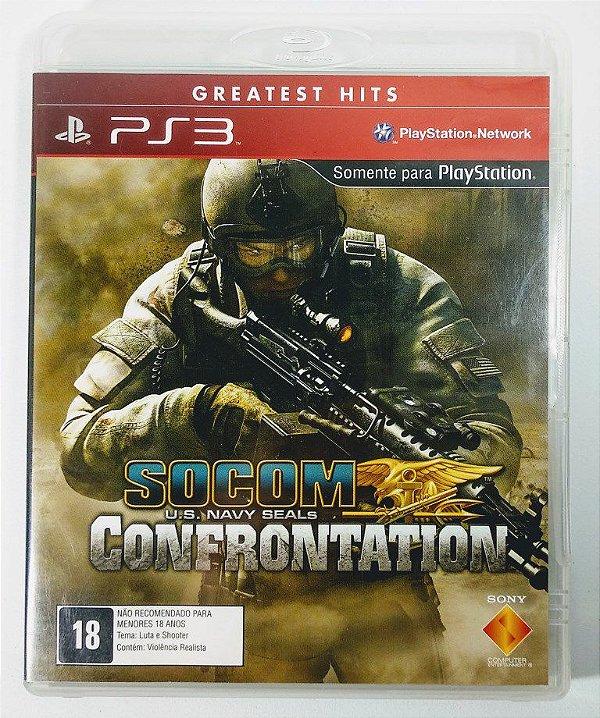 Socom U.S Navy Seals Confrontation - PS3