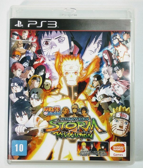 Naruto Ultimate Ninja Storm Revolution - PS3