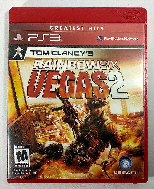 Tom Clancys Rainbow Six Vegas 2 - PS3