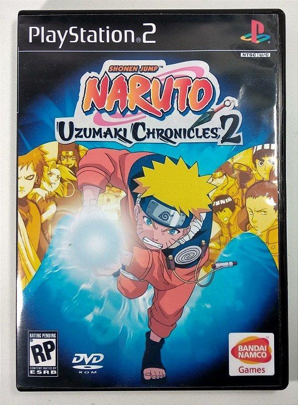 Naruto Uzumaki Chronicles 2 [REPLICA] - PS2