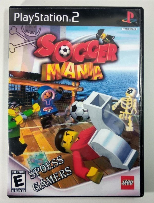 Lego Soccer Mania [REPLICA] - PS2