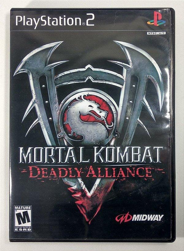 Mortal Kombat Deadly Alliance [REPLICA] - PS2