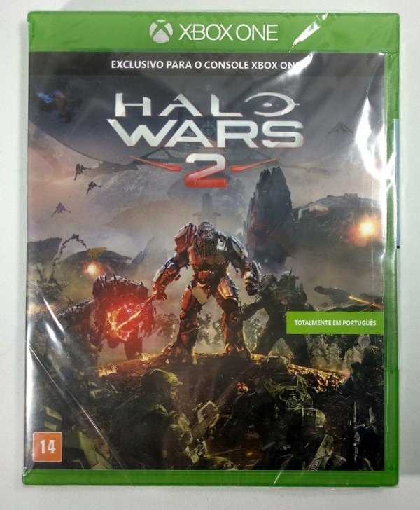 Halo Wars 2 (Lacrado) - Xbox One