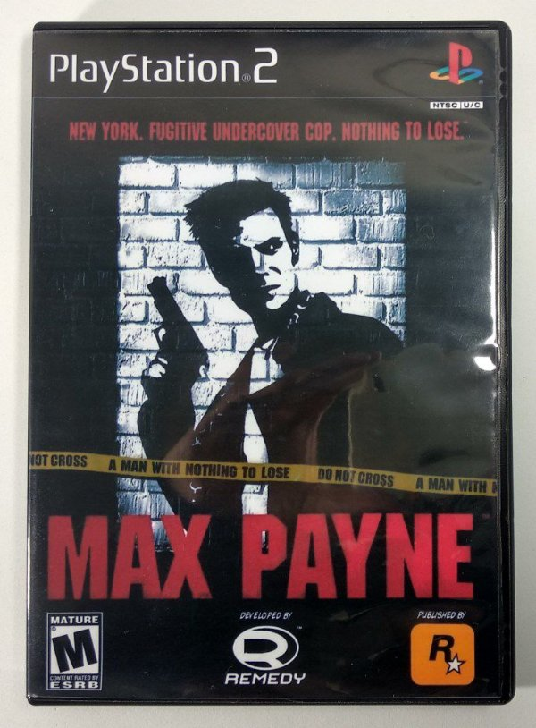 Max Payne [REPLICA] - PS2