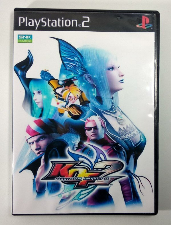 King of Fighters Maximum Impact 2 [REPLICA] - PS2