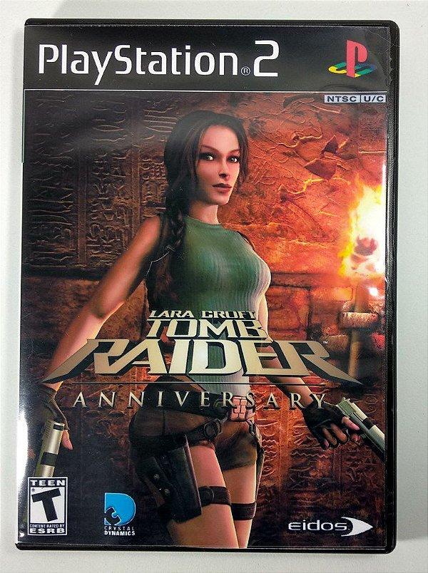Tomb Raider Anniversary [REPLICA] - PS2