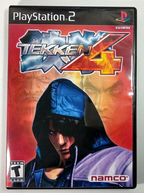 Tekken 4 [REPLICA] - PS2