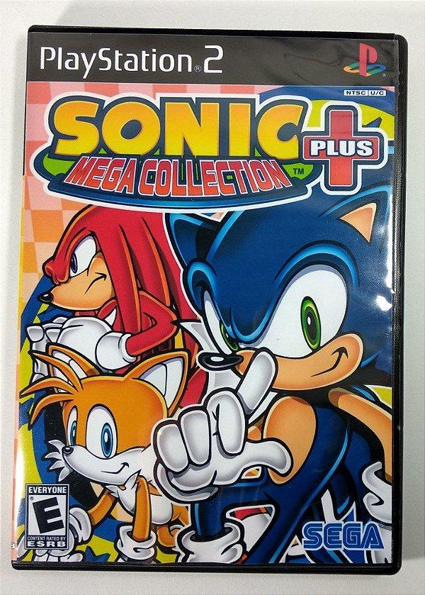 Sonic Mega Collection [REPLICA] - PS2