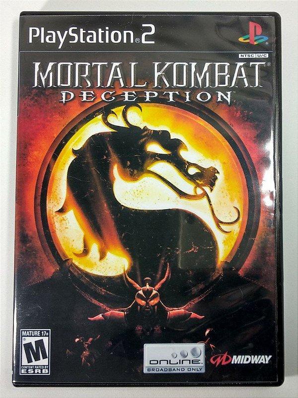 Mortal Kombat Deception [REPLICA] - PS2