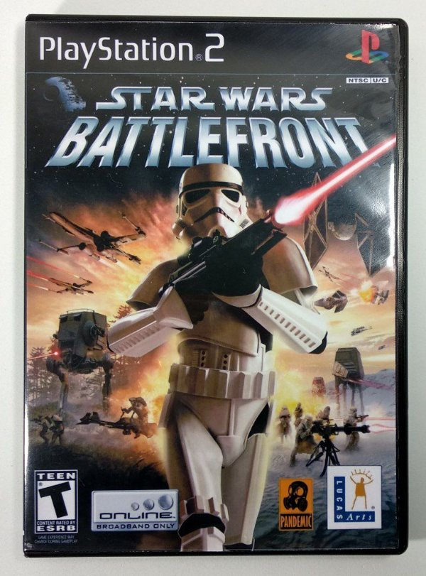 Star Wars Battlefront [REPLICA] - PS2
