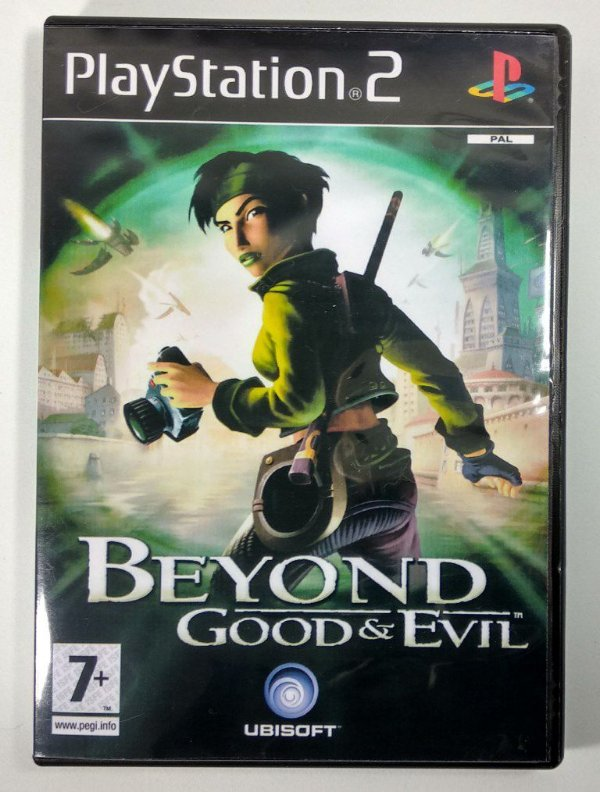 Beyond Good & Evil [REPLICA] - PS2
