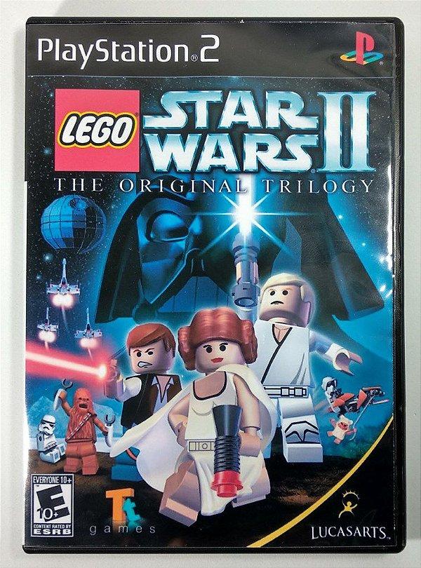 Lego Star Wars II [REPLICA] - PS2