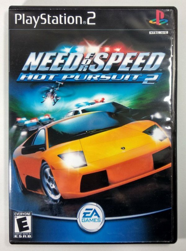 Need for Speed Hot Pursuit 2 [REPLICA] - PS2