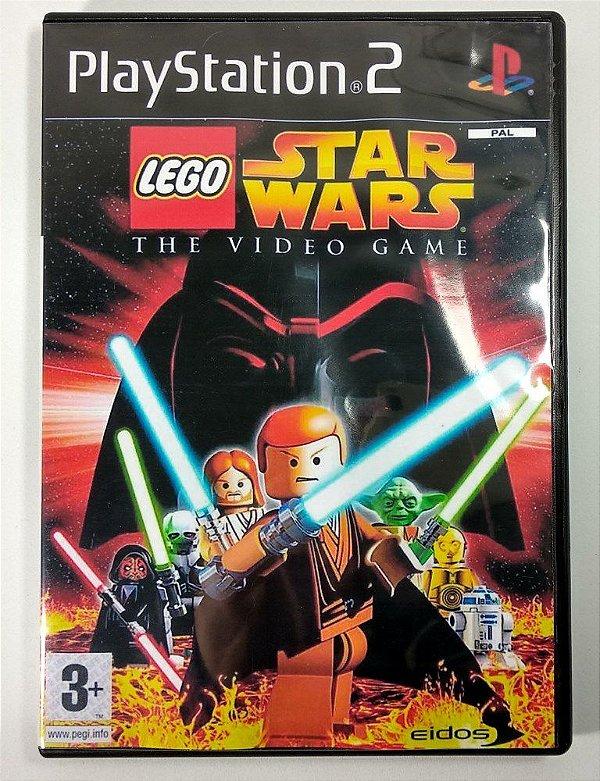Lego Star Wars [REPLICA] - PS2