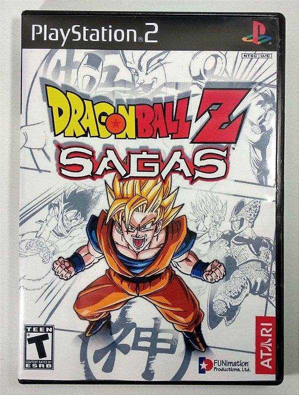 Dragon Ball Z Sagas [REPLICA] - PS2