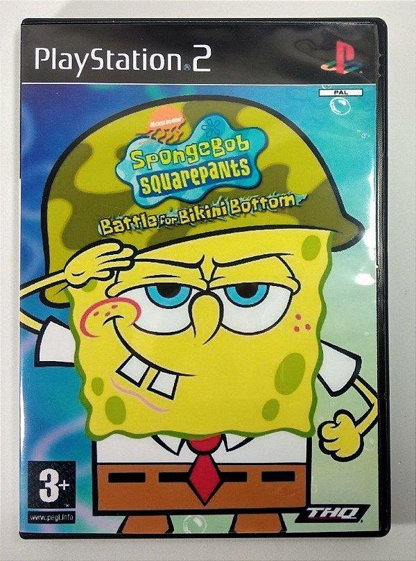 Sponge Bob Battle for Bikini Bottom [REPLICA] - PS2