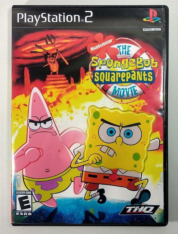 Sponge Bob Square Pants the Movie [REPLICA] - PS2