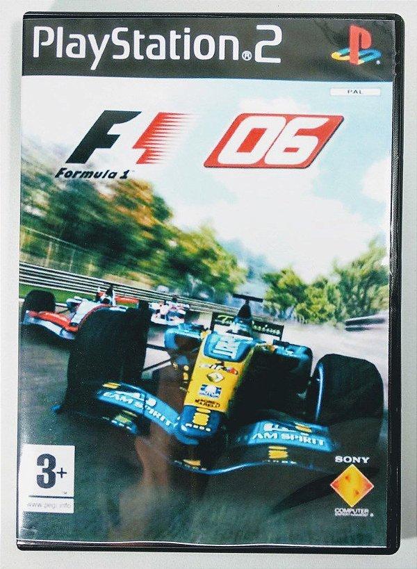 Formula 1 2006 [REPLICA] - PS2