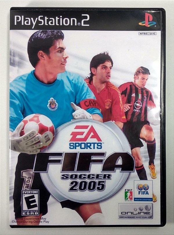 Fifa Soccer 2005 [REPLICA] - PS2