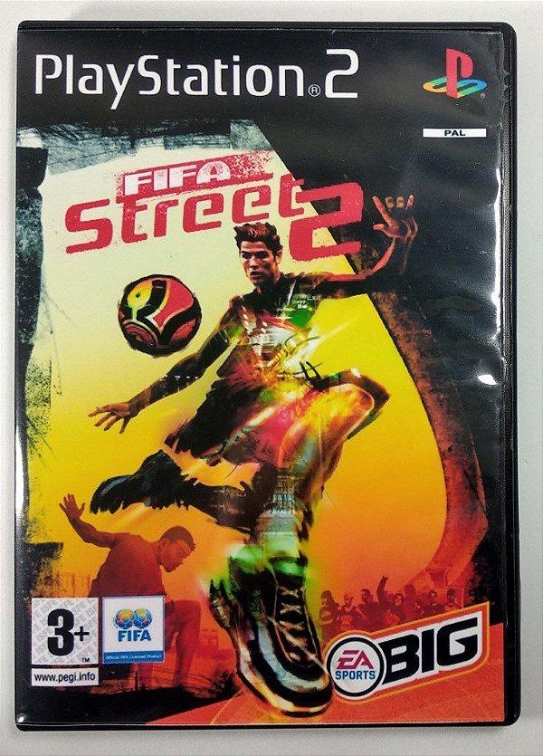 Fifa Street 2 [REPLICA] - PS2