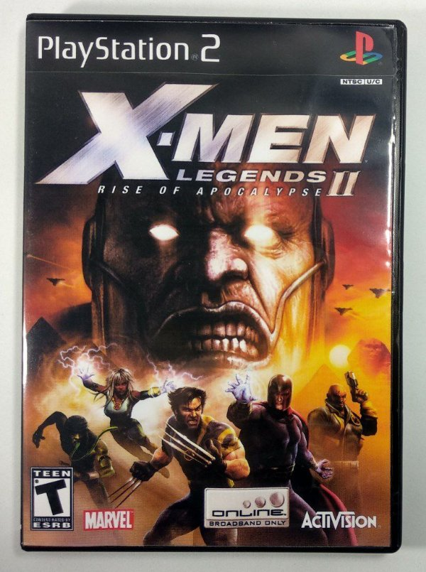 X-Men Legends II [REPLICA] - PS2