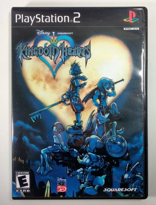 Kingdom Hearts [REPLICA] - PS2
