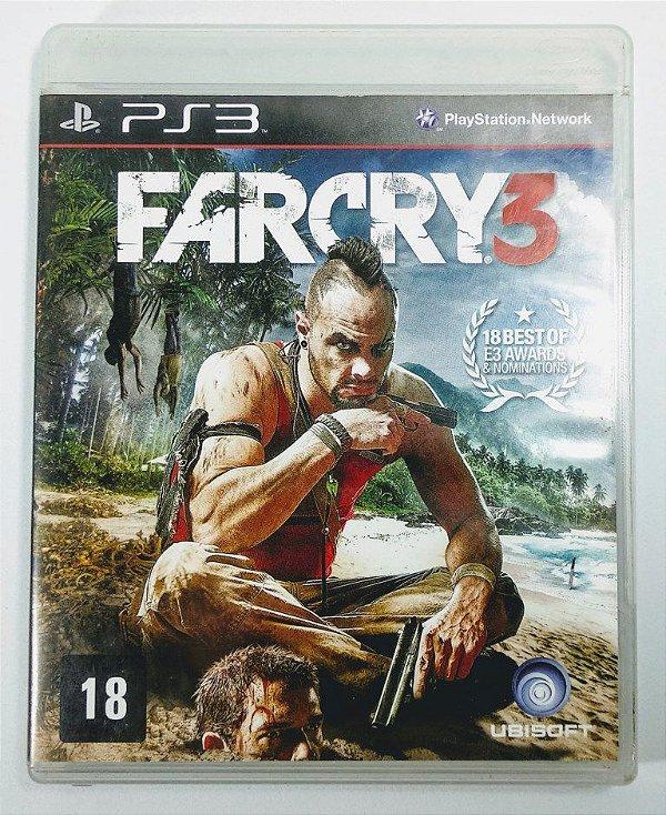 Jogo Farcry 3 - PS3