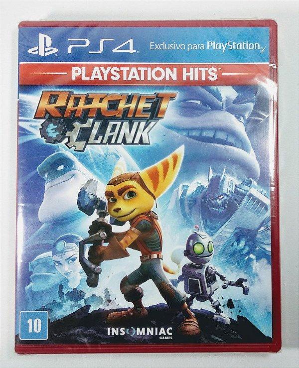 Jogo Ratchet Clank (lacrado) - PS4