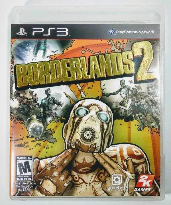 Borderlands 2- PS3