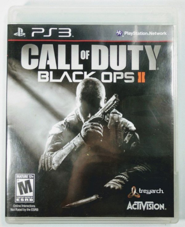 Call of Duty Black Ops II - PS3