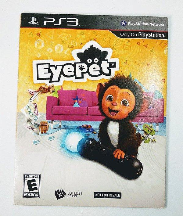 Eye pet - PS3