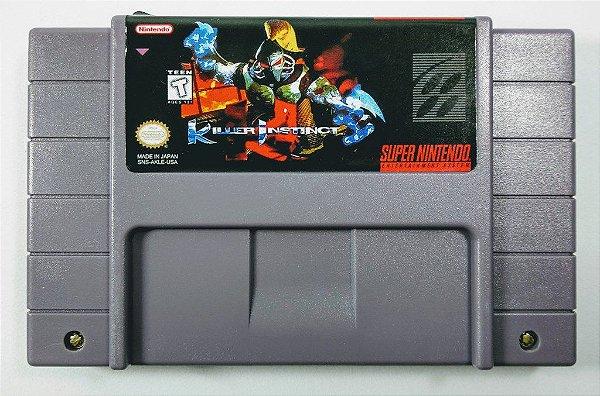Killer Instinct - SNES