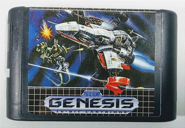 Thunder Force IV - Mega Drive