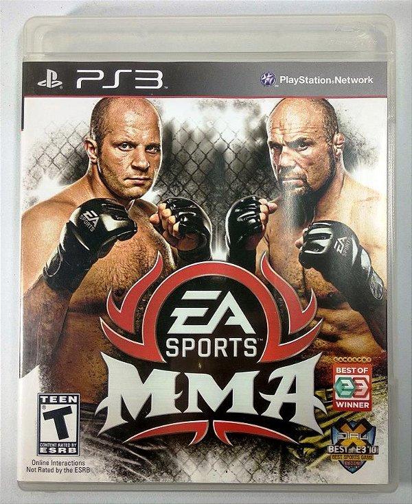 MMA - PS3