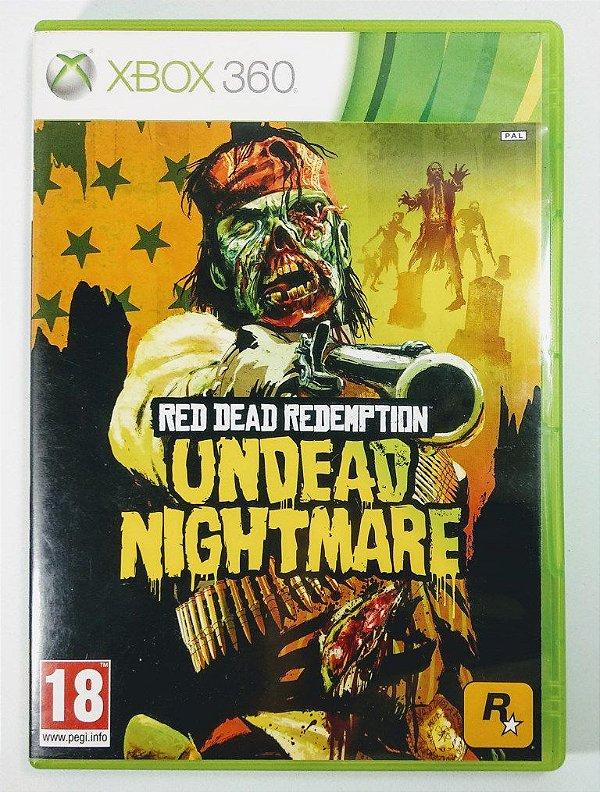 Red Dead Redemption Undead Nightmare [EUROPEU] - Xbox 360
