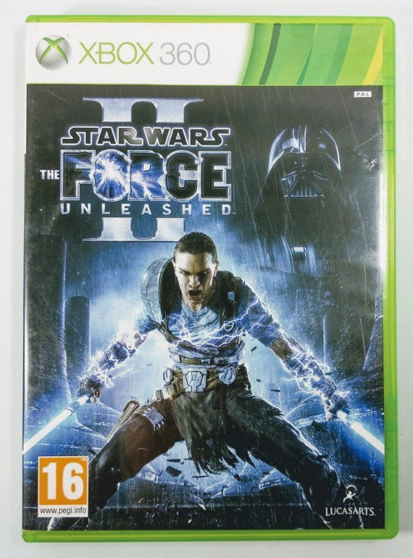 Star Wars the Force Unleashed II [EUROPEU] - Xbox 360