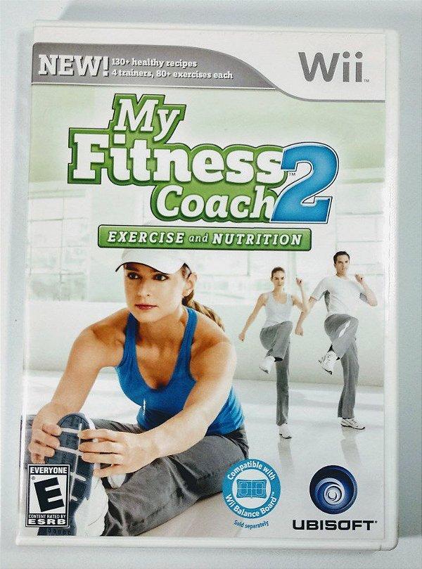 My Fitness Coach 2 - Wii