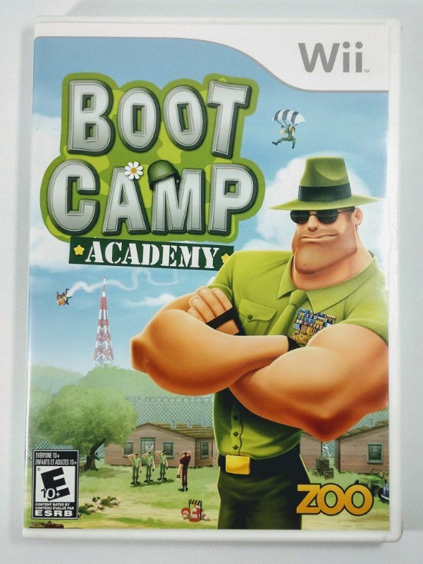 Boot Camp Academy - Wii