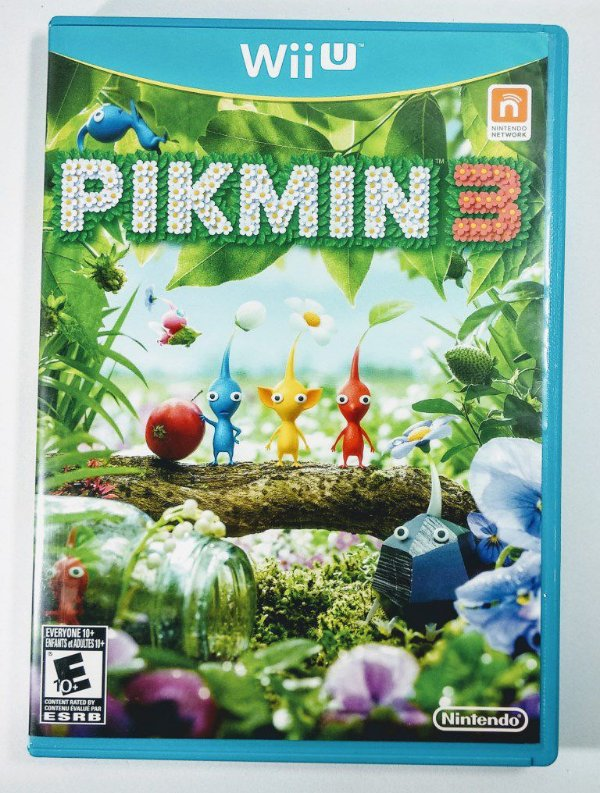 Pikmin 3 Original - Wii U